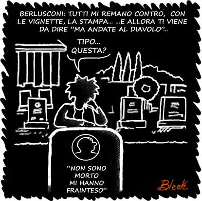 Berlusconi frainteso