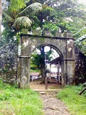 Ruwanwella Dutch Fort