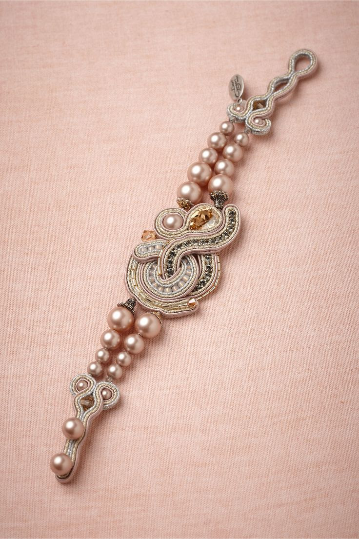 Ice Comet Bracelet in SHOP Shoes & Accessories Jewelry at BHLDN ❥Teresa Restegui http://www.pinterest.com/teretegui/❥
