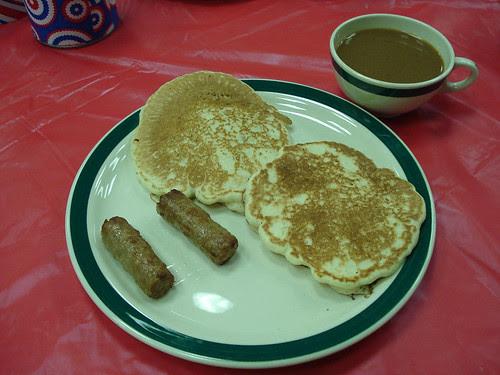 PancakesAndSausage