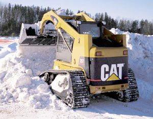 skid-steer-snow
