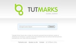 Le site du jour : TUTMarks Global Search