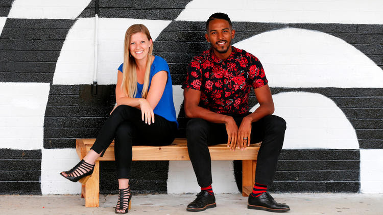 Los Angeles educators Kari Croft and Erin Whalen have won $10 million to start their own school, courtesy of a nationwide competition funded by Laurene Powell Jobs, the widow of Apple founder Steve Jobs.