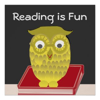 Reading is Fun print