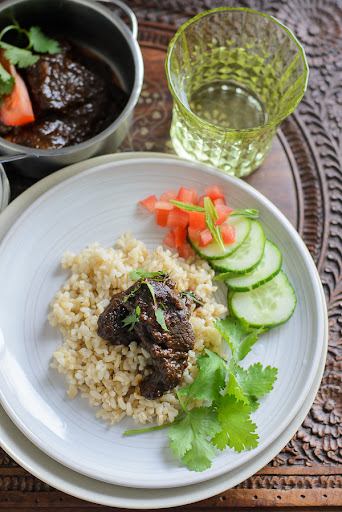 Daging Masak Hitam | Penang Beef Curry