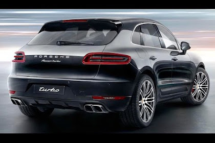 Porsche Macan Turbo Exhaust Sound