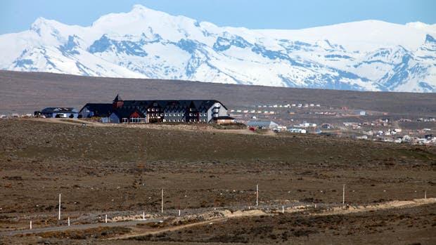 Alto Calafate, el hotel que administraba Hotesur