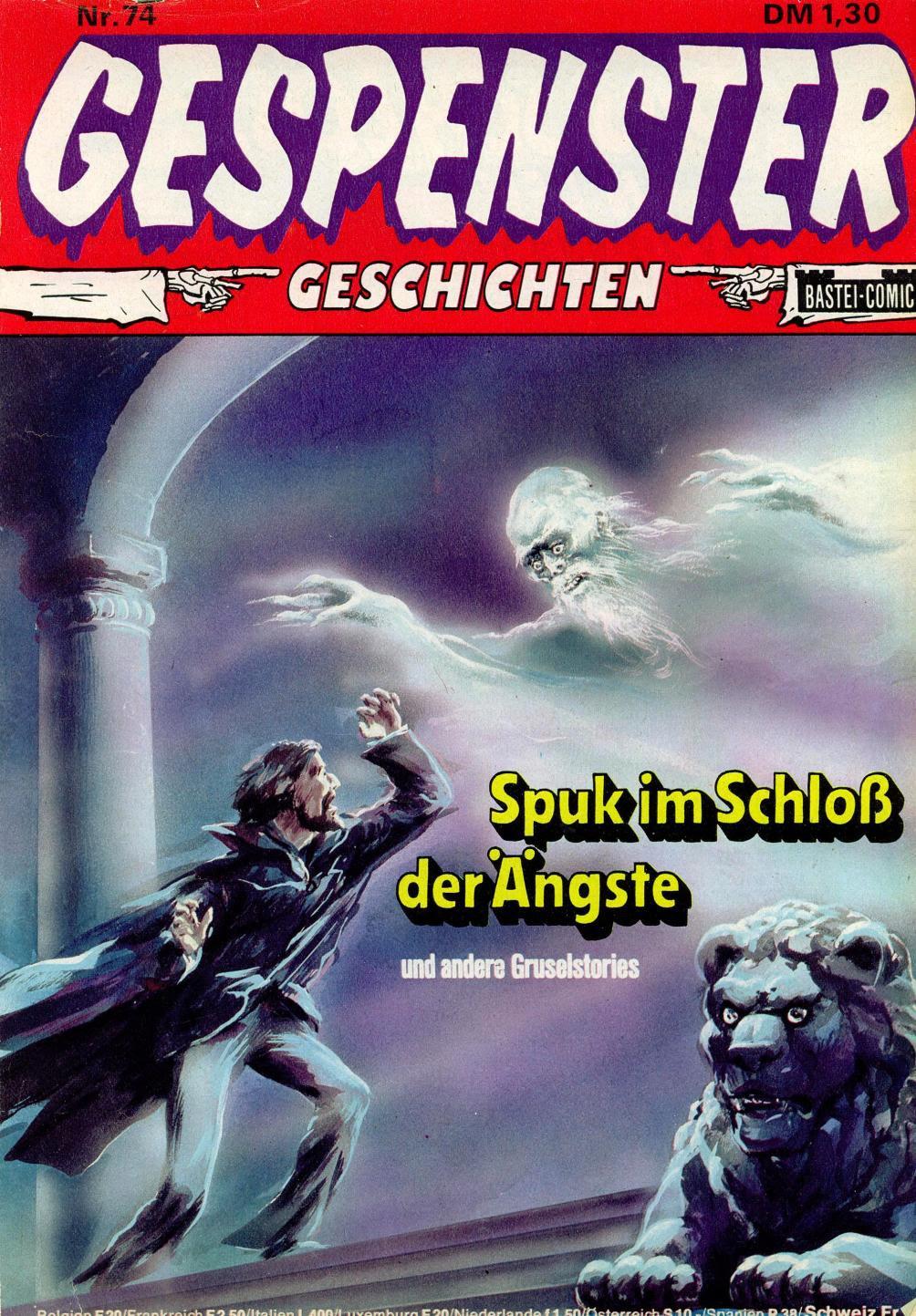 Gespenster Geschichten - 74