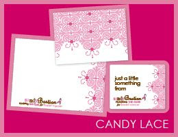 Erin Condren Breast Cancer Awareness Stationary