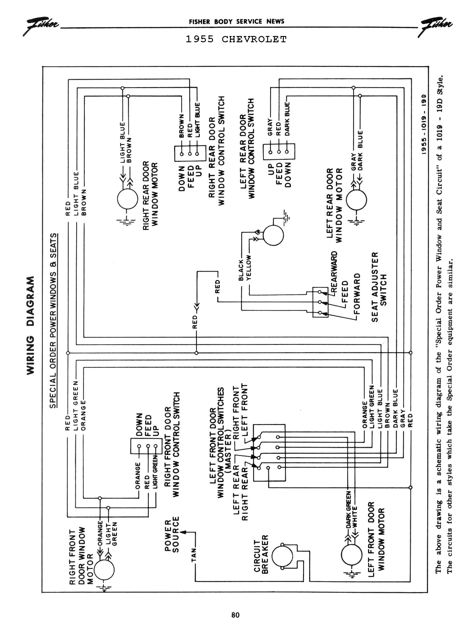 55 Chevy Wiring Schematic Wiring Diagram Corsa Corsa Pasticceriagele It