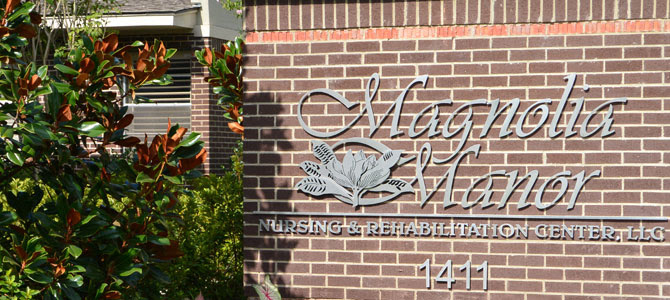 Magnolia Manor Nursing And Rehabilitation Center Shreveport La