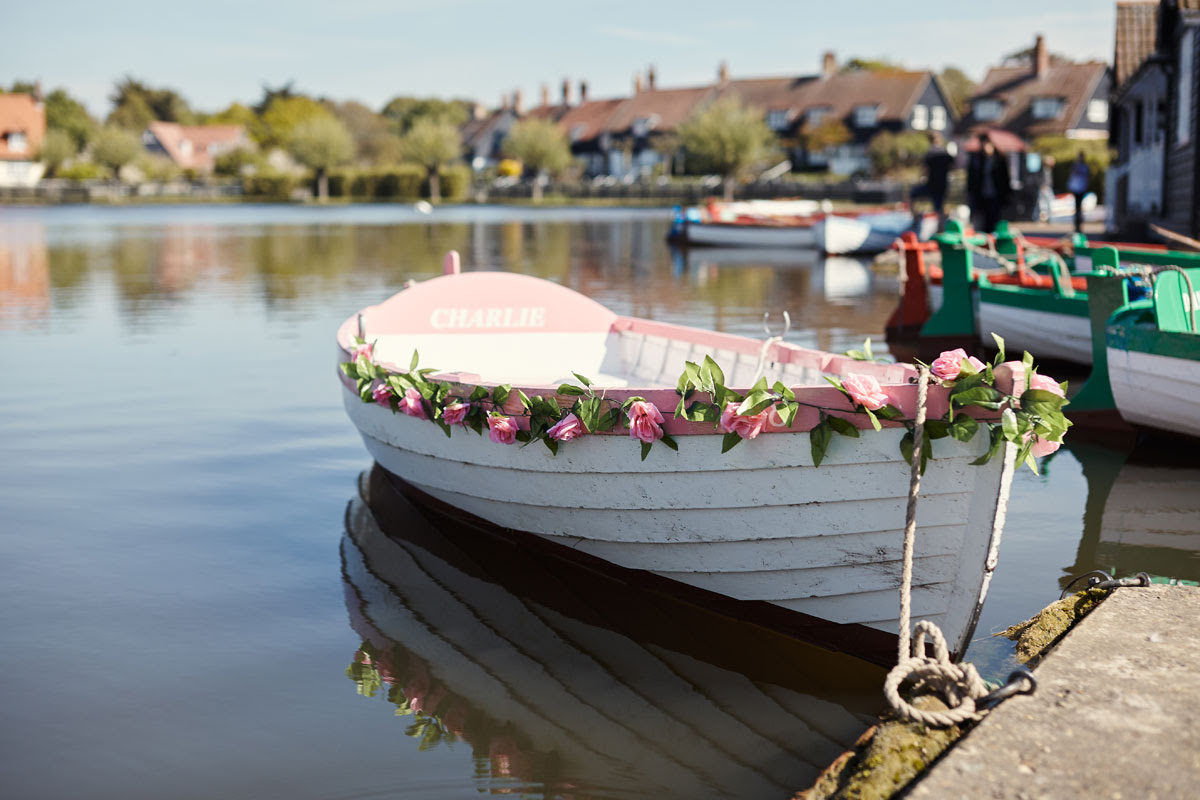 Thorpeness Meare Wedding, Suffolk Photography - helloromancephotography.com