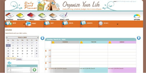 The Web Version Is HERE! - The Organized Mom