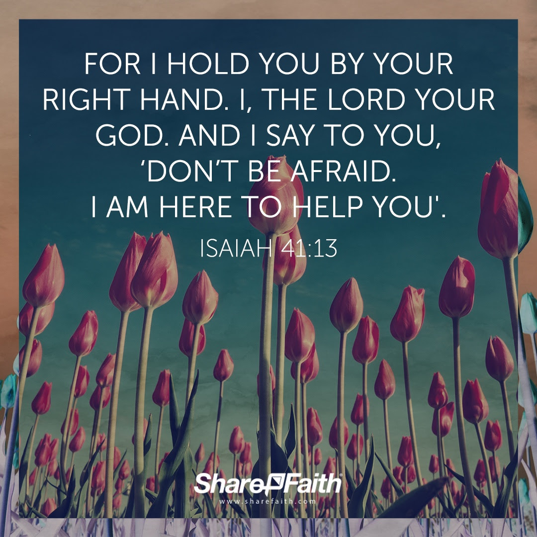 Isaiah 4113 top 50 bible verses for mothers day sharefaith