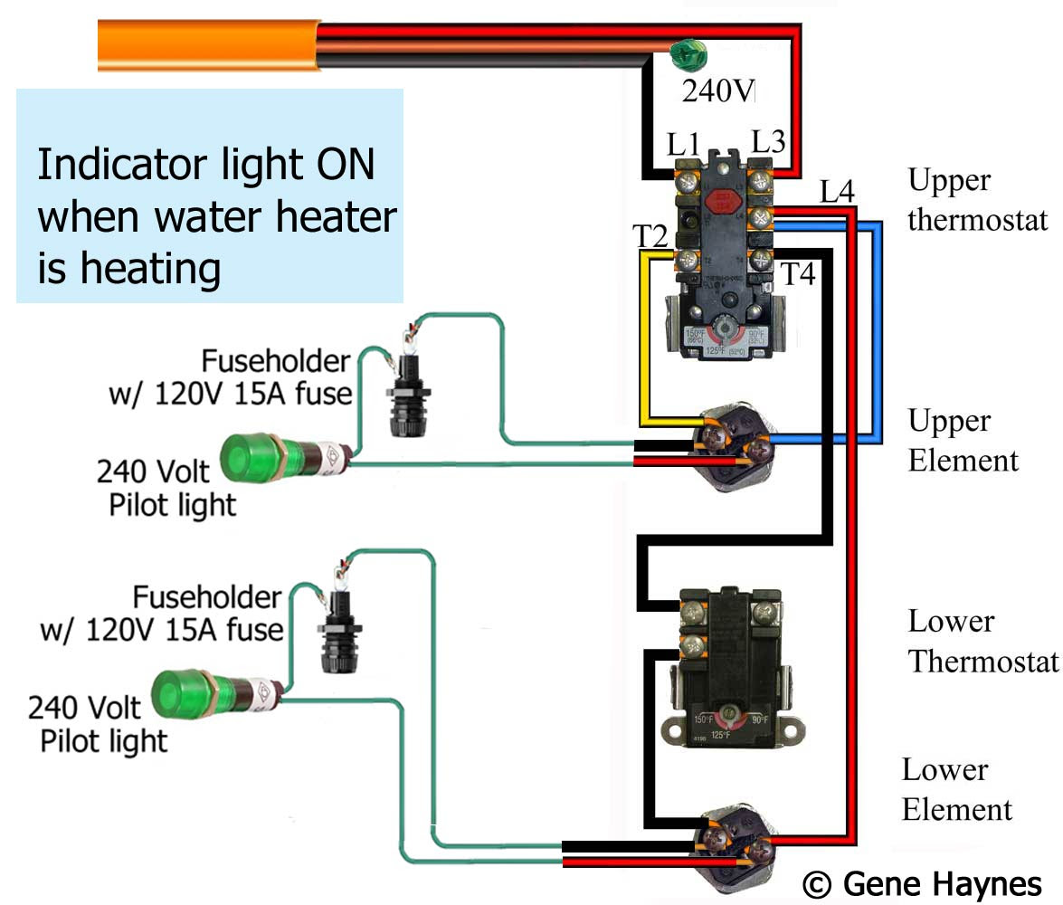 240 Volt Light Wiring Diagram
