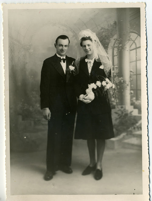 mes grand-parents
