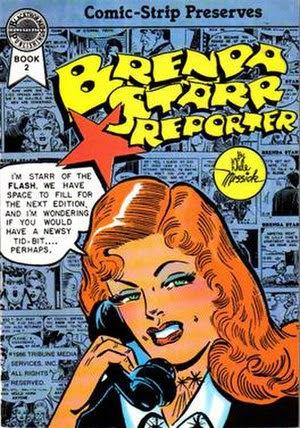 Brenda Starr (comic strip)