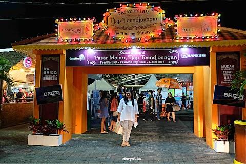 Semarak Pasar Malam Tjap Toendjoengan 2017