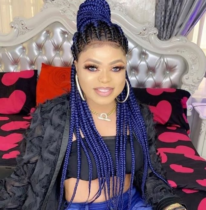 Bobrisky Bashes A Kenyan Lady For Questioning How He Spends His Money