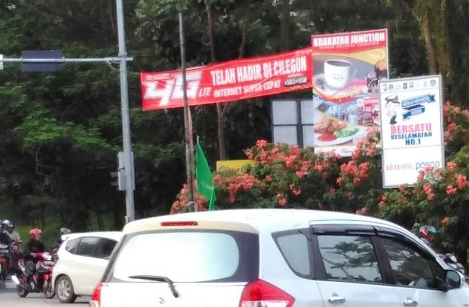 Spanduk Telkomsel 4g - gambar contoh banners
