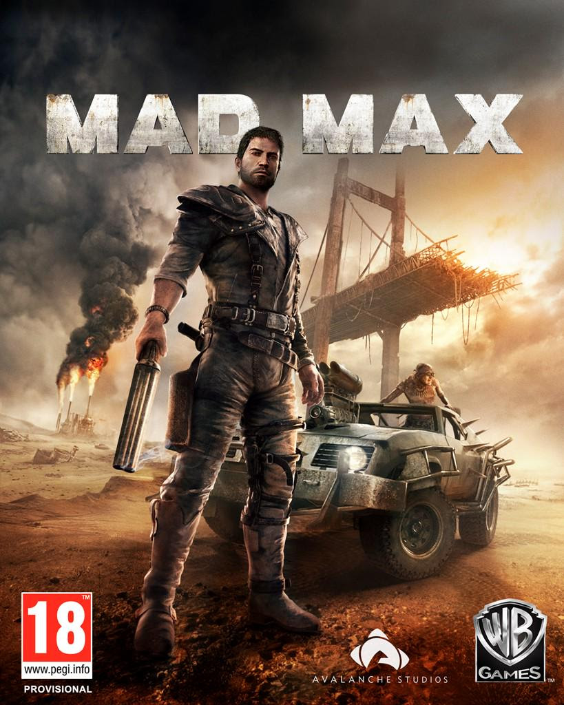 download game pc Mad Max
