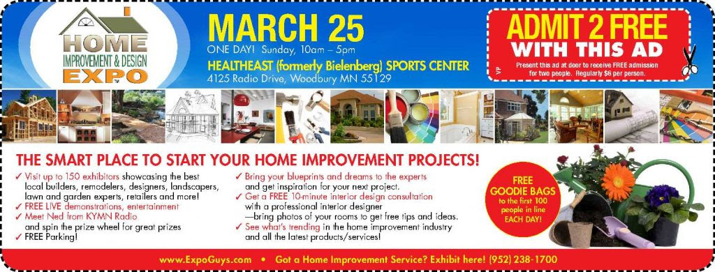 Woodbury Home Improvement Design Expo Rock N Water Landscapes