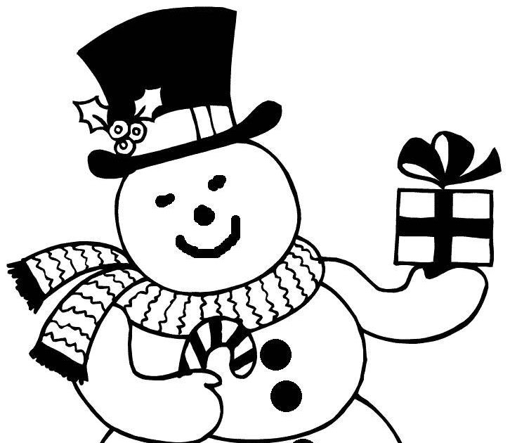 malvorlagen weihnachten schneemann  vorlagen zum ausmalen