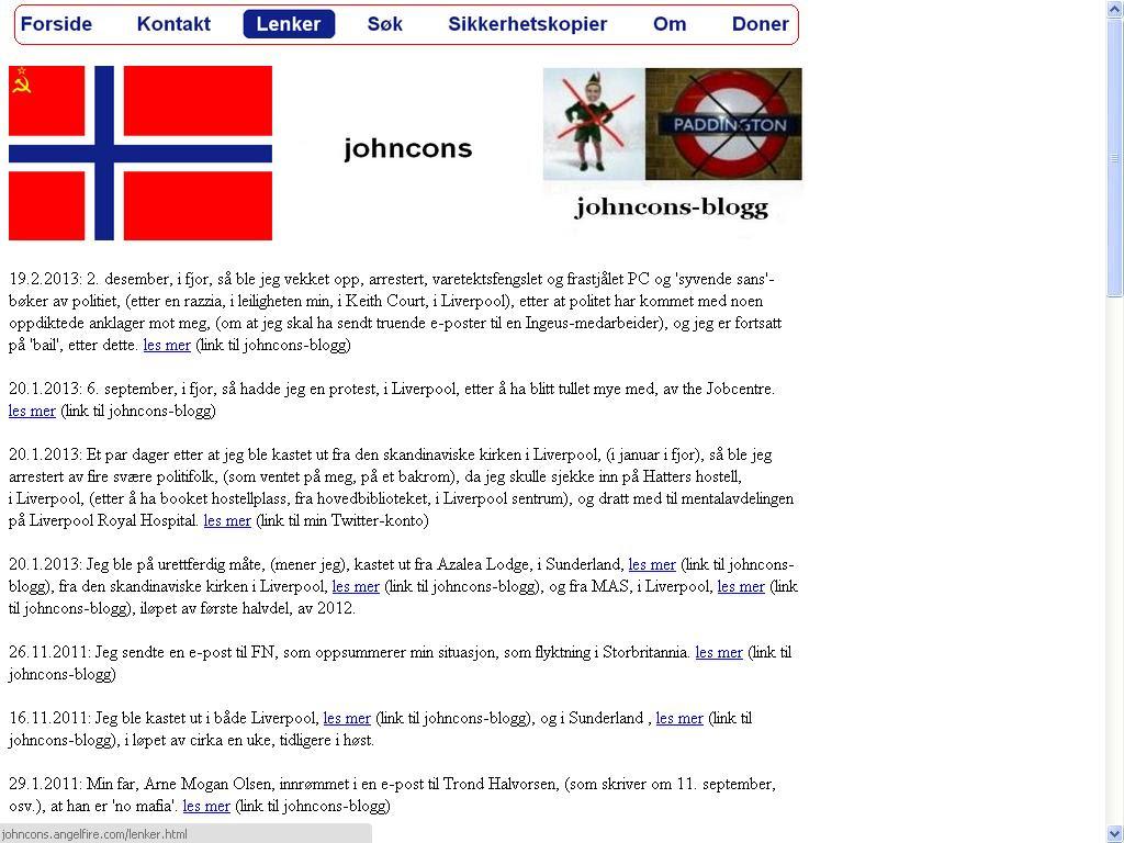 meny bar johncons web