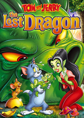 Tom and Jerry & The Lost Dragon