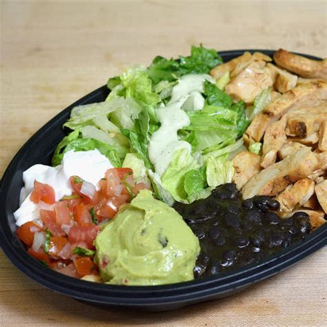 healthy orders  taco bell   nutritionists
