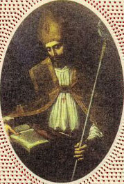 Saint Zama, évêque de Bologne (4ème s.)