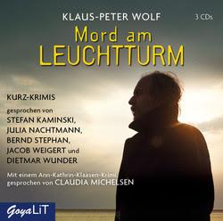Cover Hörbuch: Klaus-Peter Wolf: Mord am Leuchtturm