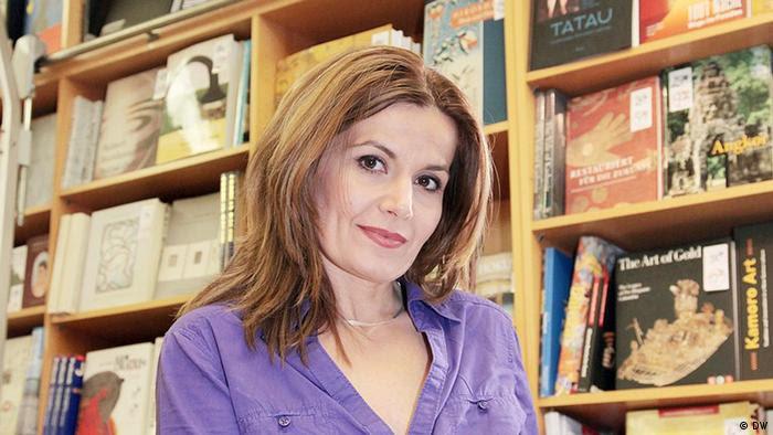 Lindita Arapi (Foto:DW)