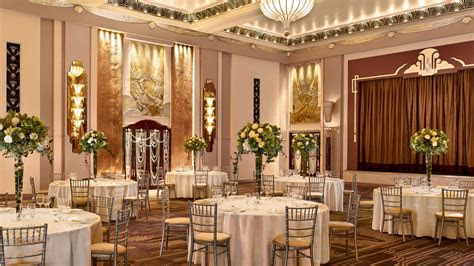 Sheraton Grand Park Lane, Weddings at The Park Lane Hotel