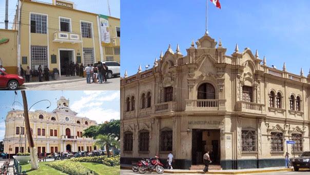 municipios provinciales