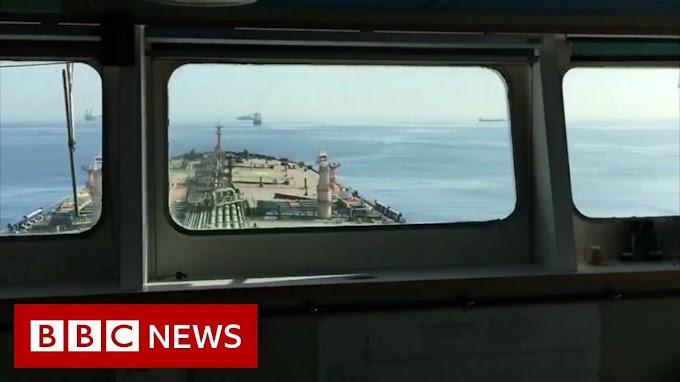 TANKER CRISIS: Iranian oil tanker leaves Gibraltar despite US warrant