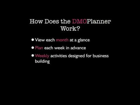 Daily Method of Operation Planner - How it Works - YouTube