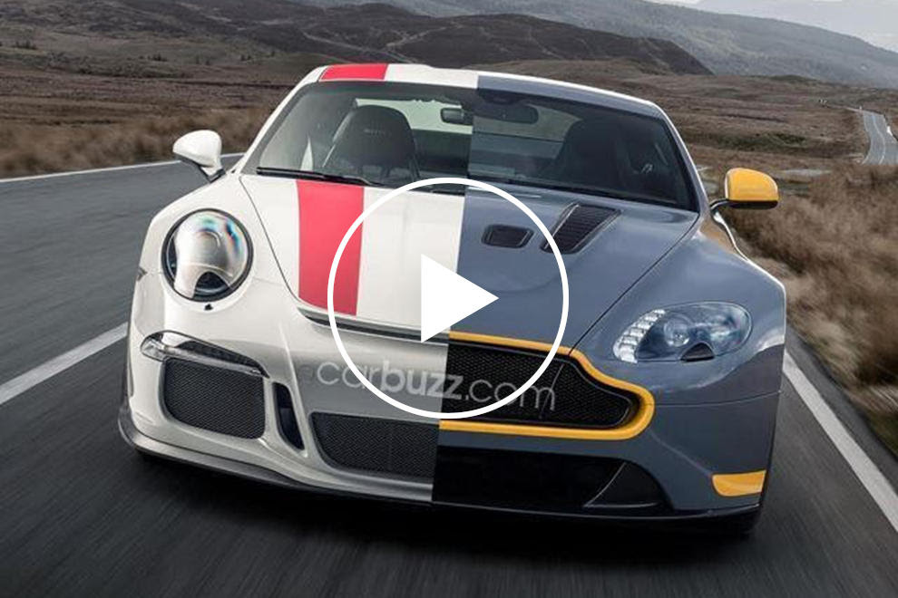 Porsche V12 Car - How Car Specs