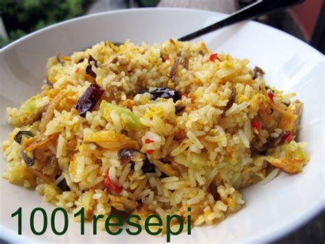 koleksi  resepi nasi goreng cili kering