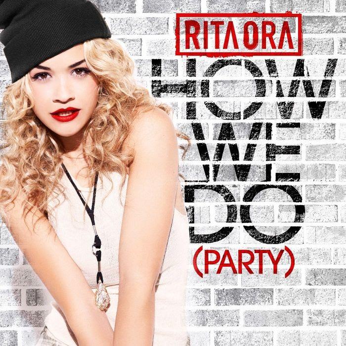 How We Do (Single Cover), Rita Ora