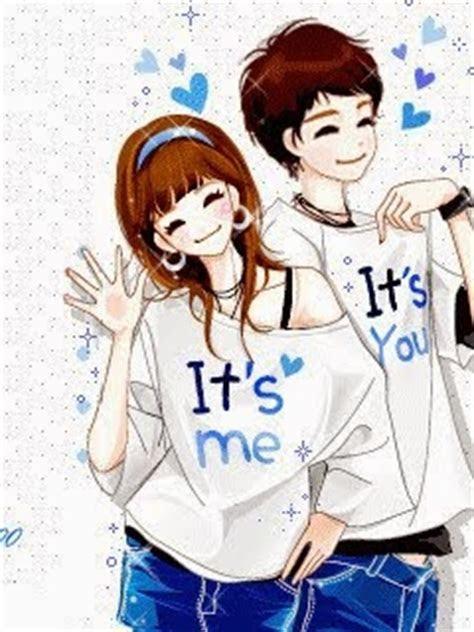 kumpulan gambar animasi kartun korea romantis michaelrokk