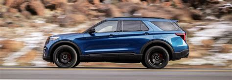 ford explorer redesigned interior  exterior style