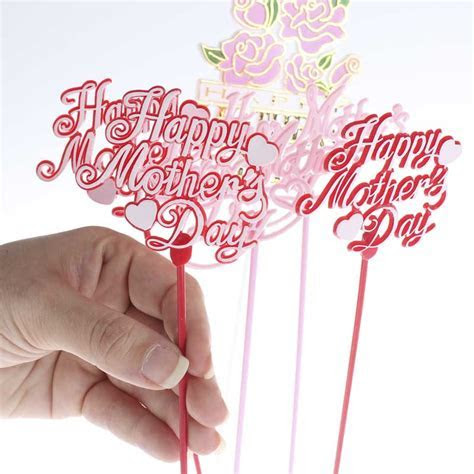 """Happy Mother's Day"" Picks   Picks   Sprays   Floral"