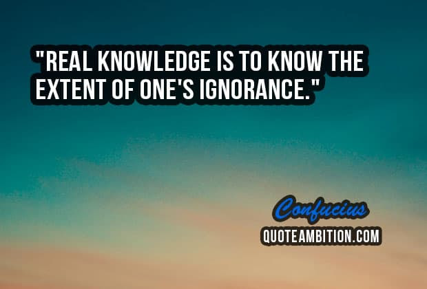 Top 100 Knowledge Quotes And Sayings