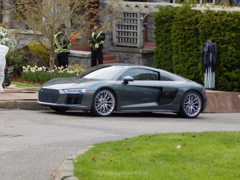 Fs Darkerfreed Christian Greys Audi Q7 And R8 Upgrades 50 Shades