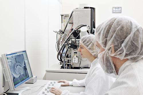 Illustrasjon bioteknologi forskning by NTNUmedicine, on Flickr