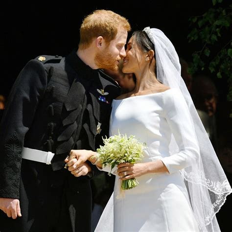 Royal Wedding: See Meghan Markle?s Wedding Dress   Allure