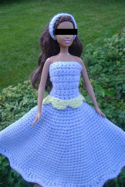 293 best images about BARBIE CROCHET on Pinterest