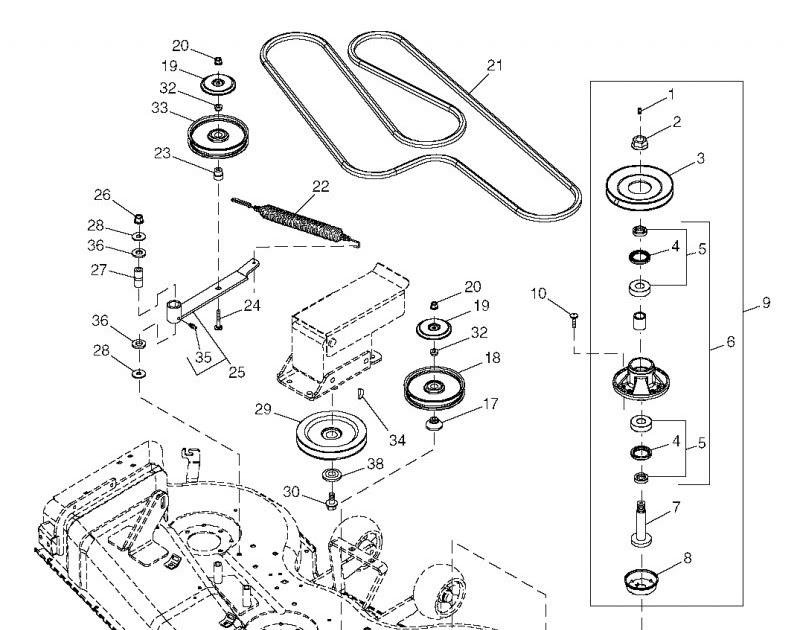 Wiring Diagram  30 Cub Cadet Lt1046 Parts Diagram