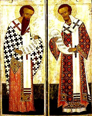 SS. Basile et Jean Chrysostome